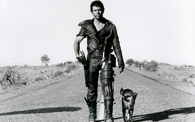 Dazed leather icons mad max